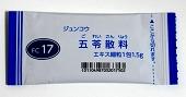ジュンコウ五苓散料FCエキス細粒 医療用