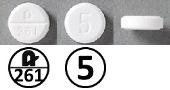 プレドニゾロン錠5mg(旭化成)