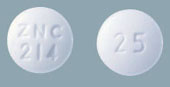 テノーミン錠25