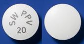 塩酸プロピベリン錠20mg「SW」