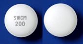 クラリスロマイシン錠200mg「サワイ」[一般感染症、非結核性抗酸菌症]
