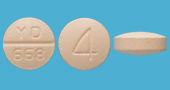 ベニジピン塩酸塩錠4mg「YD」