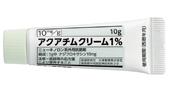 アクアチムクリーム1%