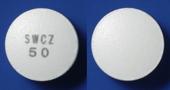 シベンゾリンコハク酸塩錠50mg「サワイ」