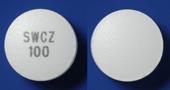 シベンゾリンコハク酸塩錠100mg「サワイ」