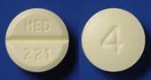 ベニジピン塩酸塩錠4mg「MED」