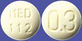 ボグリボースOD錠0.3mg「MED」