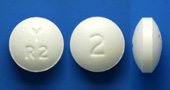 リスペリドン錠2mg「ヨシトミ」