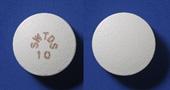 タンドスピロンクエン酸塩錠10mg「サワイ」