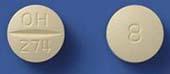 ベニジピン塩酸塩錠8mg「OME」