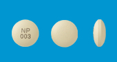 ミルナシプラン塩酸塩錠15mg「NP」