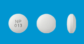 ミルナシプラン塩酸塩錠25mg「NP」