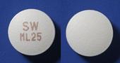 ミルナシプラン塩酸塩錠25mg「サワイ」