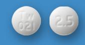イミダプリル塩酸塩錠2.5mg「トーワ」