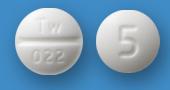 イミダプリル塩酸塩錠5mg「トーワ」