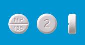 トリクロルメチアジド錠2mg「NP」