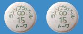 ランソプラゾールOD錠15mg「トーワ」[ヘリコバクター・ピロリ除菌]