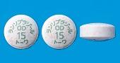 ランソプラゾールOD錠15mg「トーワ」[消化器用剤]