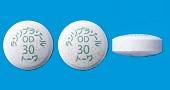 ランソプラゾールOD錠30mg「トーワ」[消化器用剤]
