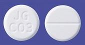 ハロペリドール錠1.5mg「JG」