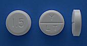 ハロペリドール錠1.5mg「ヨシトミ」