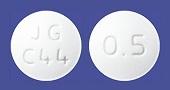 エチゾラム錠0.5mg「JG」