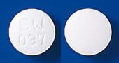 エチゾラム錠0.5mg「SW」