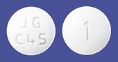 エチゾラム錠1mg「JG」