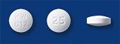 トラゾドン塩酸塩錠25mg「アメル」