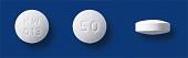 トラゾドン塩酸塩錠50mg「アメル」