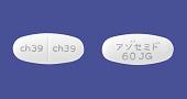 アゾセミド錠60mg「JG」