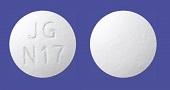 メトプロロール酒石酸塩錠20mg「JG」