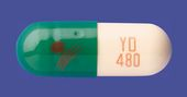 テプレノンカプセル50mg「YD」
