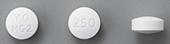 酸化マグネシウム錠250mg「ヨシダ」