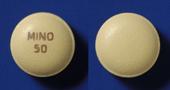 ミノサイクリン塩酸塩錠50mg「サワイ」