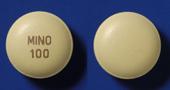 ミノサイクリン塩酸塩錠100mg「サワイ」