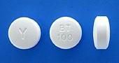 スルトプリド塩酸塩錠100mg「ヨシトミ」