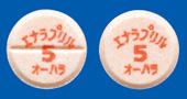 エナラプリルマレイン酸塩錠5mg「オーハラ」