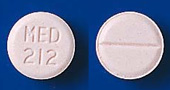 エナラプリルマレイン酸塩錠5mg「MED」