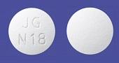 メトプロロール酒石酸塩錠40mg「JG」