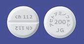 アセトアミノフェン錠200mg「JG」