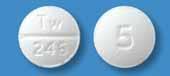 ベタキソロール塩酸塩錠5mg「トーワ」