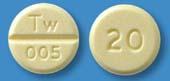 マニジピン塩酸塩錠20mg「トーワ」