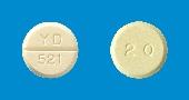 マニジピン塩酸塩錠20mg「YD」