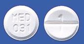 ドキサゾシン錠1mg「MED」