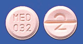 ドキサゾシン錠2mg「MED」