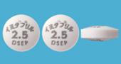 イミダプリル塩酸塩錠2.5mg「DSEP」