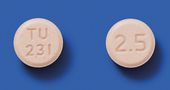 アムロジピンOD錠2.5mg「TCK」