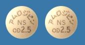 アムロジピンOD錠2.5mg「NS」