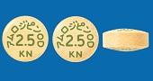 アムロジピンOD錠2.5mg「KN」